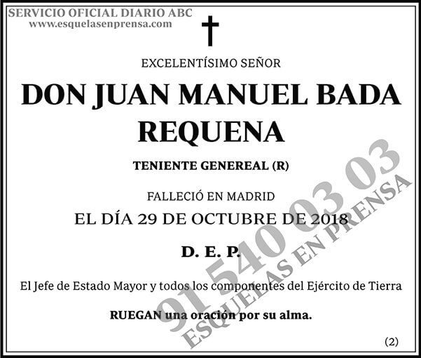 Juan Manuel Bada Requena